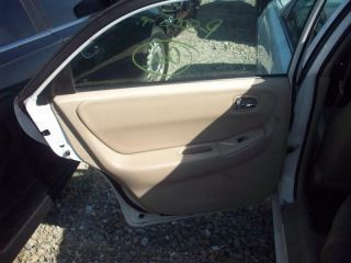 02 Mazda 626 Rear Door Trim Panel 171122