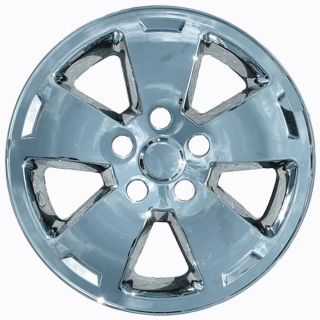 4 PC Set Chevy Impala 06 09 Chrome Wheel Rim Skins Covers Hubcaps Car Hub Caps