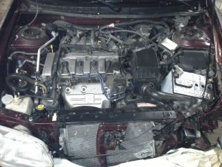 2001 Mazda 626 Engine Computer ECU ECM 2678503