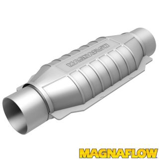"Magnaflow 94009 Universal High Flow Catalytic Converter Oval 3"" in Out"