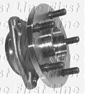 Chrysler Jeep Grand Cherokee 4 0i Est 4x4 1996 1999 Front Wheel Bearing KWB999