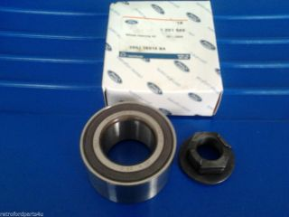 Ford Fiesta Fusion 2001 to 2008 Genuine Front Wheel Bearing Kit Cheap Look