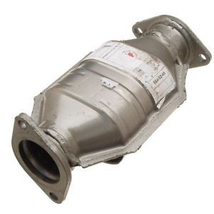 Rear Catalytic Converter Toyota Land Cruiser FZJ80 New