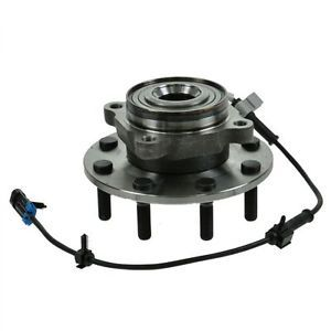 Chevy Silverado GMC Sierra 3500 2WD Front Wheel Bearing Hub Assembly New