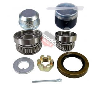 Holden Front Wheel Bearing Rebuild Kit x1 HK HT HG HQ HJ HX Hz WB Seal Cap Nut