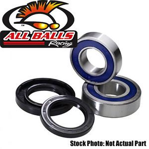 All Balls Front Wheel Bearing Seal Kit Harley FXSTB Night Train 07 09