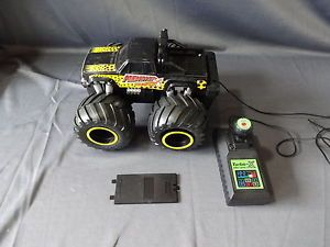 Turbo x Monster Mudder Corded RC Remote Control Monster Truck w Firestone Tires