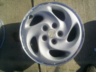 "Mitsubishi Eclipse Eagle Talon 16"" Factory 5 x 114 3 Bolt Pattern"