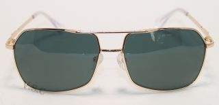 Initium Hardways Sunglasses Tony Stark Movie Sun Glasses New 201 Green Polarized