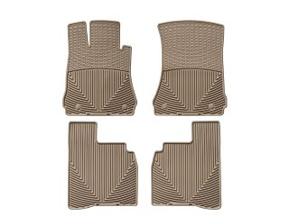 Weathertech® All Weather Floor Mats Mercedes s Class 2007 2013 Tan