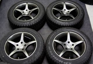 "BMW 750LI 17"" Wheels Winter Snow Tires 7 Series 750i 745i 745LI"