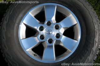 "Toyota 4Runner Factory 17"" Wheels Snow Tires FJ Land Cruiser Tundra Tacoma"