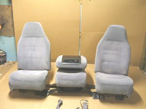 80 86 87 91 92 93 94 95 96 97 Ford Truck Bronco Seats F150 F250 F350 Pickup