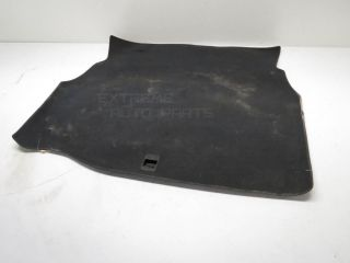 Mercedes C230 02 05 Rear Trunk Tray Spare Tire Cover Floor Mat 2036801142 A294
