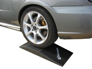Enclosed Trailer Ramp
