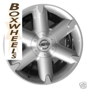 Nissan 18 Wheels Rims