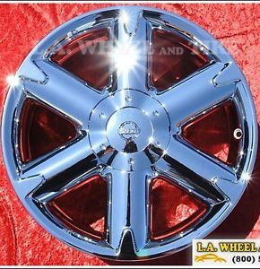 "Exchange Set of 4 New Nissan Murano 18"" Chrome Wheels Rims Altima 62421"