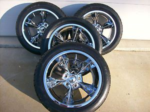 American Racing Wheels and Tires
