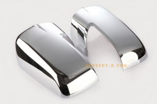 2012 Dodge RAM Chrome Mirror Cover