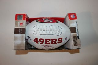 San Francisco 49ers Team Footbal 100 Authentic