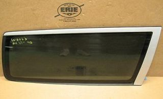Volvo Right Passenger Quarter Window Glass Panel Fits V70 01 04
