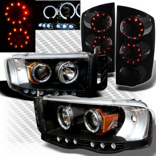 Dodge RAM 1500 LED Tail Lights