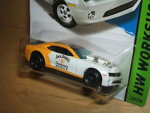 Hot Wheels 2014 Chevy COPO Camaro Jack Daniels Tennessee Honey Custom