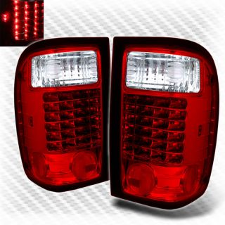 2005 Ford Ranger Tail Lights