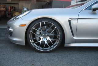 "20"" Porsche Wheels Rims Tires Panamera 4S Cayenne Turbo"