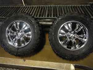 "20"" Helo Off Road Wheels Tires Off A 01 Ford F150 LKQ"