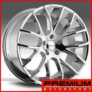 "20"" inch Rims Wheels Giovanna Wheels Kilis Infinity Nissan Lexus Wheels Rim"