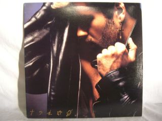 Vintage Pop George Michael 1987 Faith Vinyl Album