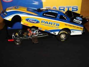 "2012 Bob Tasca III ""Ford Parts com"" Ford Mustang Shelby GT 500 NHRA Funny Car"