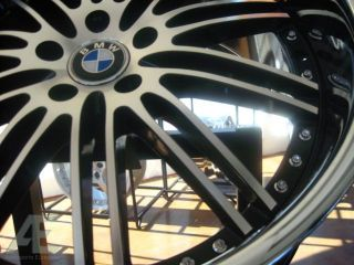 "20"" BMW Wheels Rim Tires 528i 530i 535i 540i 550i M5 19"