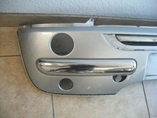 PT0754 02 04 Mini Cooper Base Model Front Bumper
