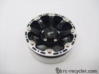 RC4WD Dick Cepek Torque 1 9 Internal Beadlock Wheel Z W0060 Scale Crawler