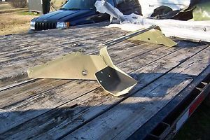 Military HMMWV Humvee Hummer Hood Bracket Support Surplus Army Truck