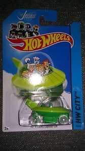 2014 Hot Wheels Jetsons Capsule Car