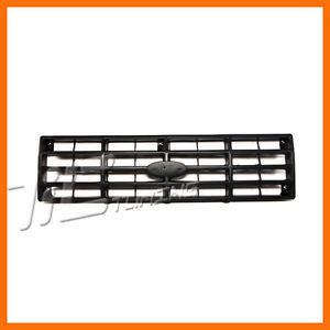 1980 1986 Ford F150 F250 F350 Bronco Grille Grill New Front Body Parts