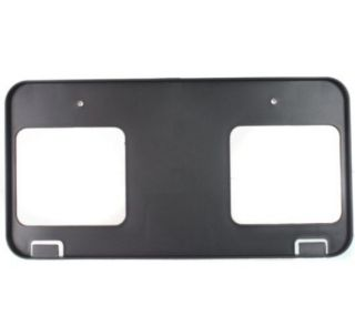1L3Z17A385AAA FO1068119 Front License Plate Bracket New Truck Black Ford F150