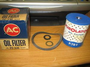 1955 69 Dodge Plymouth Fury 6 V8 273 318 Oil Filter