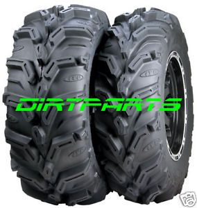 ITP Mud Lite XTR Tire Kit 2 27 9 14 ATV UTV