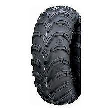 "ITP Tires Mud Lite at Rear Tire 22"" 22 x 11 8 22 11 8 6 Ply ATV UTV Mud"