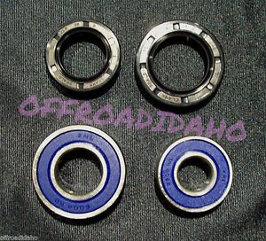 Front Wheel Bearings Suzuki Quadrunner Quadsport 230