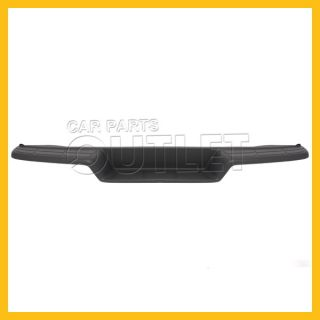 96 97 98 99 00 02 GMC Savana Rear Bumper Step Pad Plastic Mat Gray Chevy Express