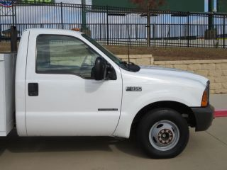 2000 F 350 Texas Own Utility Service Truck Very Low Miles Only 86K
