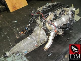 Toyota soarer Supra Turbo Engine Automatic Transmission ECU JDM 1jzgte 1JZ