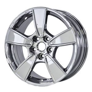 4 Pontiac G8 Chrome Wheels Rims Factory Exchange 18