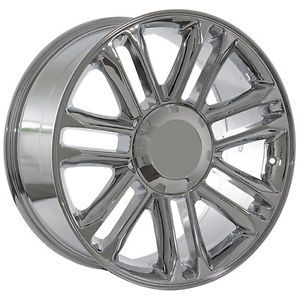 22 inch Cadillac Escalade Wheels