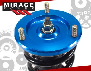 95 99 Eclipse Talon JDM Adjustable Blue coilover Damper lowering Spring Sleeve